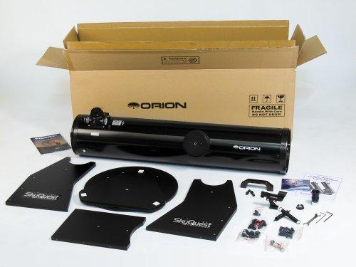 Orion 08945e Black 29x Reflector Telescope (118.1cm, 20.3cm, Metal, Wood)
